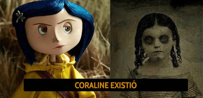 La escalofriante historia detrás de la película Coraline (es real)
