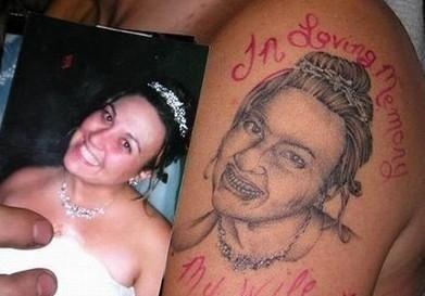 Si miras este tatuaje por más de cinco segundos… ¡Te robará el alma!
