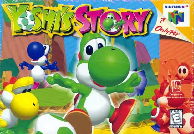 Yoshi's Story.